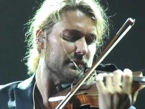 David Garrett 11.10.2014 Berlin O2 World - Requiem Lacrimosa, Mozart - Classic Revolution - YouTube