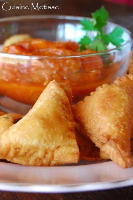 Pastels – beignets de poisson à la mode sénégalaise