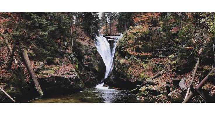 Koniec tego dobrego zima nadchodzi.  #szklarskaporeba #water #river #fall #waterfal #forest #national #park #rocks #mountains #hill #vsco #vscocam #vscopoland #shotoniphone #iphone7