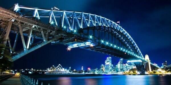 Sydney Harbour Bridge 81 years old