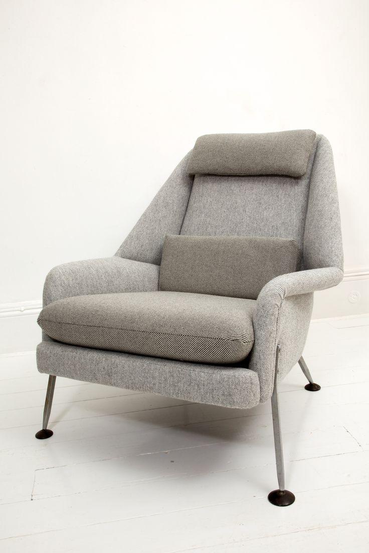 Ernest Race Heron Chair