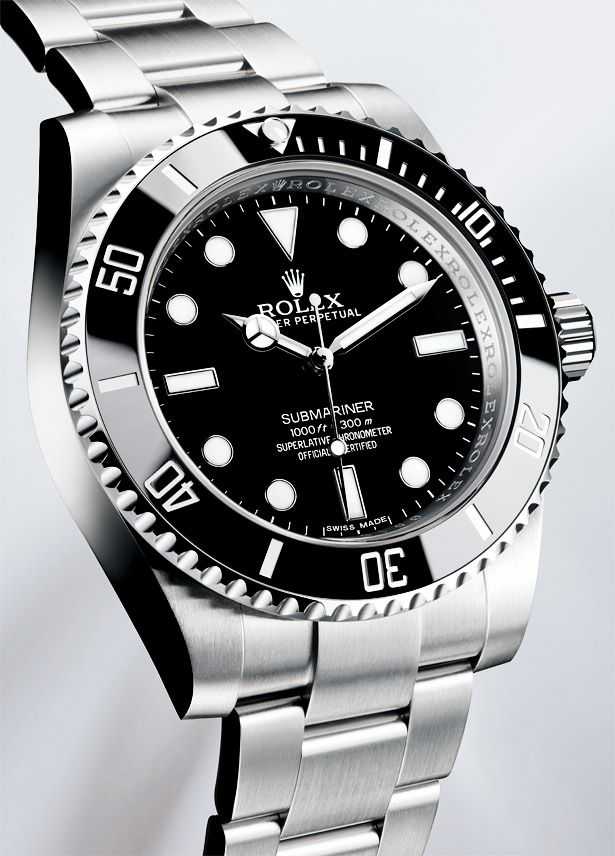 ROLEX Submariner - no date - Ref. 114060