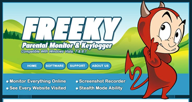 The home of our fantastic award winning keylogger & parental monitoring tool