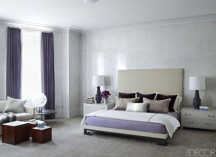 17 melhores ideias sobre quarto cinza e roxo no pinterest ...