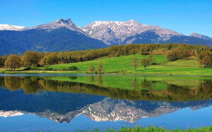 Lake Plastira: Beautiful as a Work of Nature