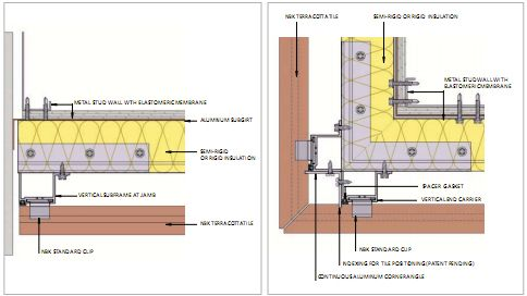 NBK Terracotta Façade Panels / Hunter Douglas Contract | ArchDaily