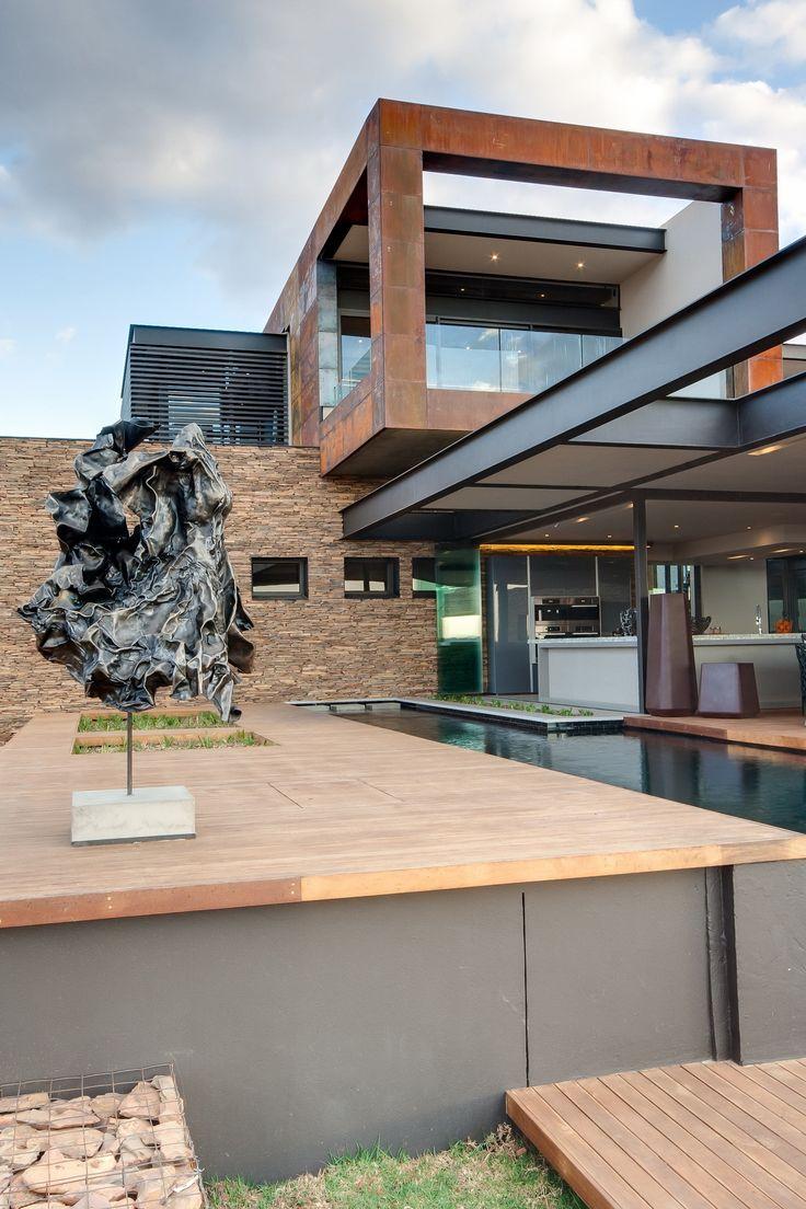 House Boz | Form | Nico van der Meulen Architects #Design #Architecture #Sculpture #Contemporary