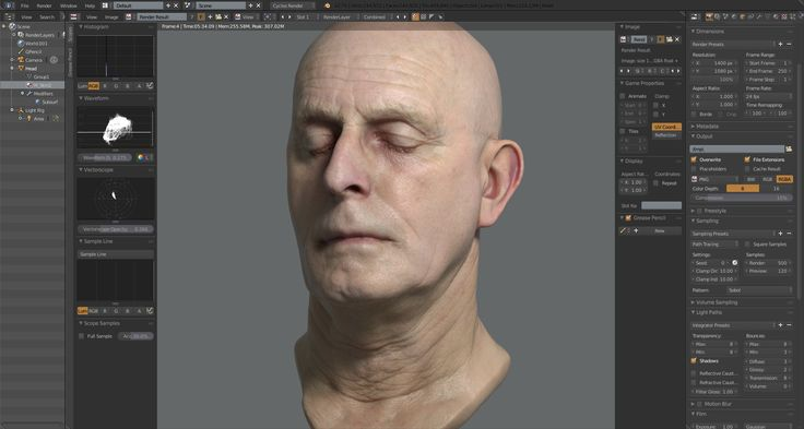 Realistic Character Modeling Blender : Best images about blender on pinterest artworks