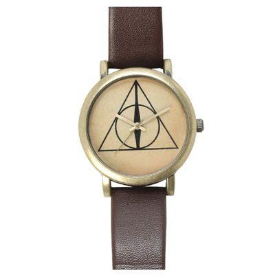 해리포터와 죽음의성물 시계 Disney Harry Potter The Deathly Hallows Watch #watch #disney #potter #harrypotter ₩25,000
