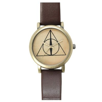 해리포터와 죽음의성물 시계 Disney Harry Potter The Deathly Hallows Watch #watch #disney #potter #harrypotter ₩25,000