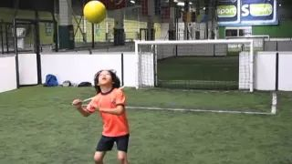 MESSI 8 YEAR OLD THE BEST - NEW BALLON D'OR - YouTube