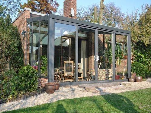 Die 25  besten ideen zu glasdach terrasse auf pinterest ...