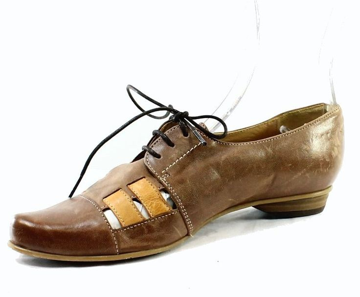 100% Authentic FIDJI. Women's Shoes Flats & Oxfords in Size 6. Category:Flats & Oxfords. Style: Oxfords. Nine West. Heel Height: Low (3/4 in. to 1 1/2 in.). Beautiful item overall at a great bargain price!   eBay!