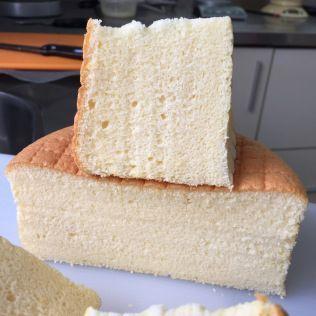 Condensed Milk Sponge cake More