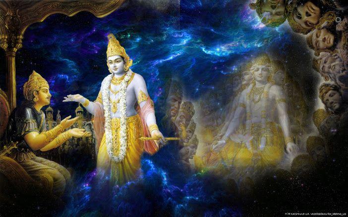 Lord Krishna - Arjuna