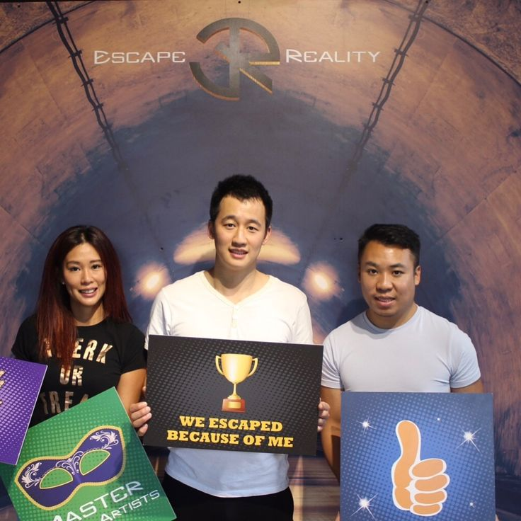 FANTASTIC GROUP TOOK ON 2 OF OUR ROOMS, ENIGMISTA AND THE MIGHTY SAIRENTO CITY.. NO CHALLENGE WAS BIG ENOUGH FOR THEM, THEY SMASHED BOTH ROOMS.. HAD A GREAT TIME HOSTING THEM.. SEE YOU GUYS SOON.. BOOK NOW AT: www.escapereality.com/leicester  #leicester #social #entertaintment #escaperoom #escapereality #happy #puzzle #escape #friends #family #amazing #horror #games #adventure #student #hostel #alcatraz #jungala #sairento #bankjob #enigmista #escapereality…