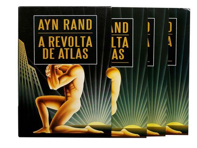Ayn Rand - A Revolta De Atlas, estou lendo ele, não me identifico com quase nenhum personagem, mas a história é boa!