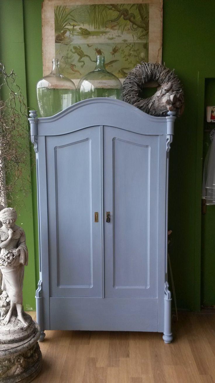 Chalk Paint ™ van Annie Sloan Louis Blue 250 ml | Shabby Treats