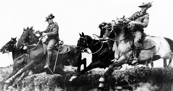 Light Horse Brigade