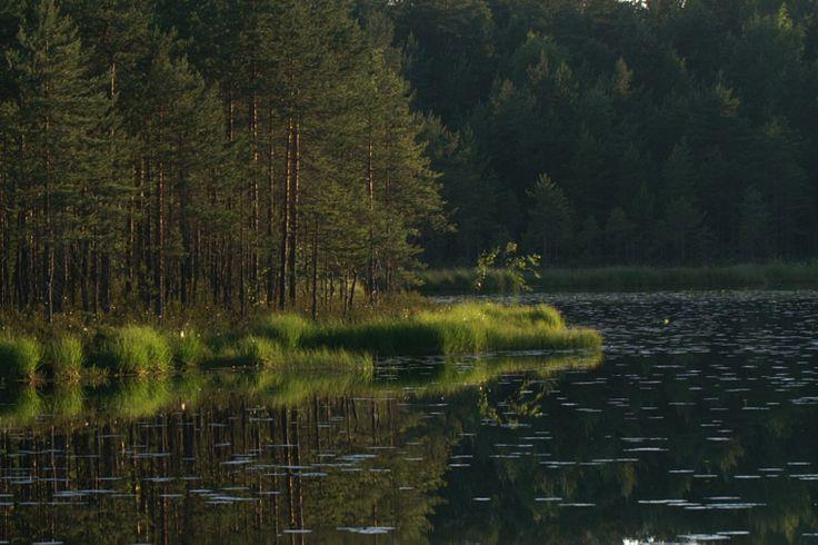 Iso-Holma Lake