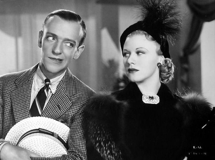 Fred Astaire, Ginger Rogers-- Roberta