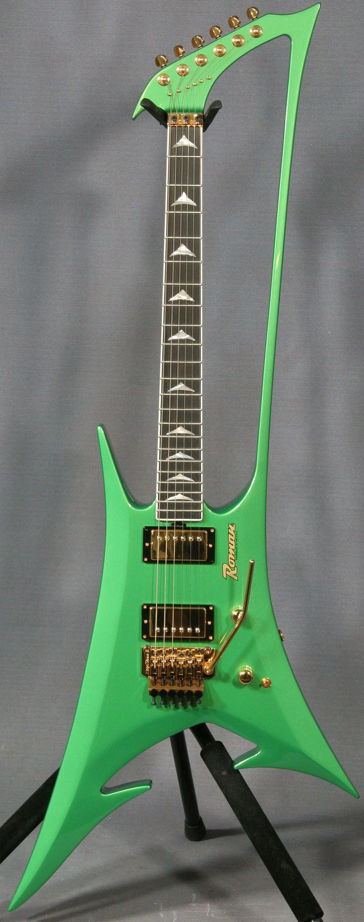 guitars for sale | Abstract Enterprize Guitar - Ed Roman Guitars #oneofakind #unique