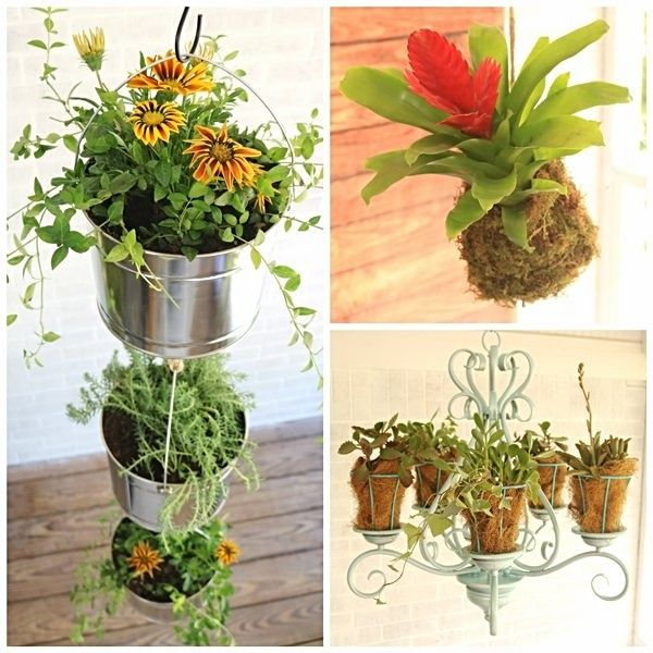 Take gardening indoors with these three DIY hanging baskets. Whether as a gift or just because, try these fun projects ranging in difficulty from easy to moderate. Learn more at The Home Depot Garden Club.