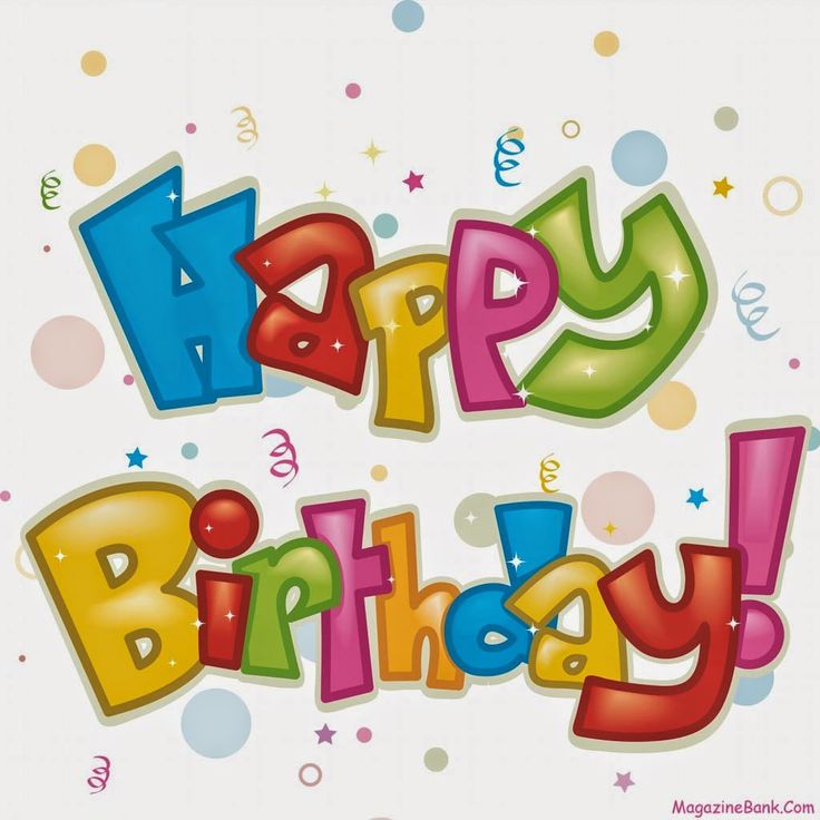 Birthday greeting.......