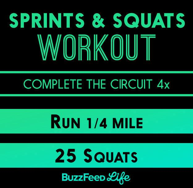 Break up your run with bodyweight exercises. | 25 Crazy Clever Hacks That Actually Make Running Awesome