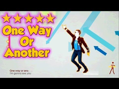 Just Dance 2014 - One Way Or Another (Teenage Kicks) - 5* Stars (DLC) - YouTube