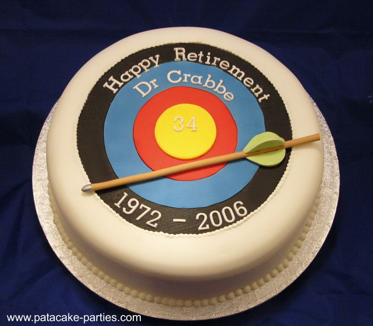 88 Best Images About Archery Cakes On Pinterest