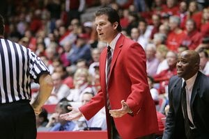 steve alford new mexico
