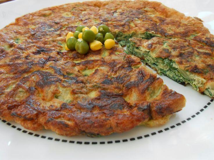 La tortilla de acelga o con cualquier verdura es infaltable y salvadora en casa,ahora que poco tiempo tengo me gusta hacer recetas...
