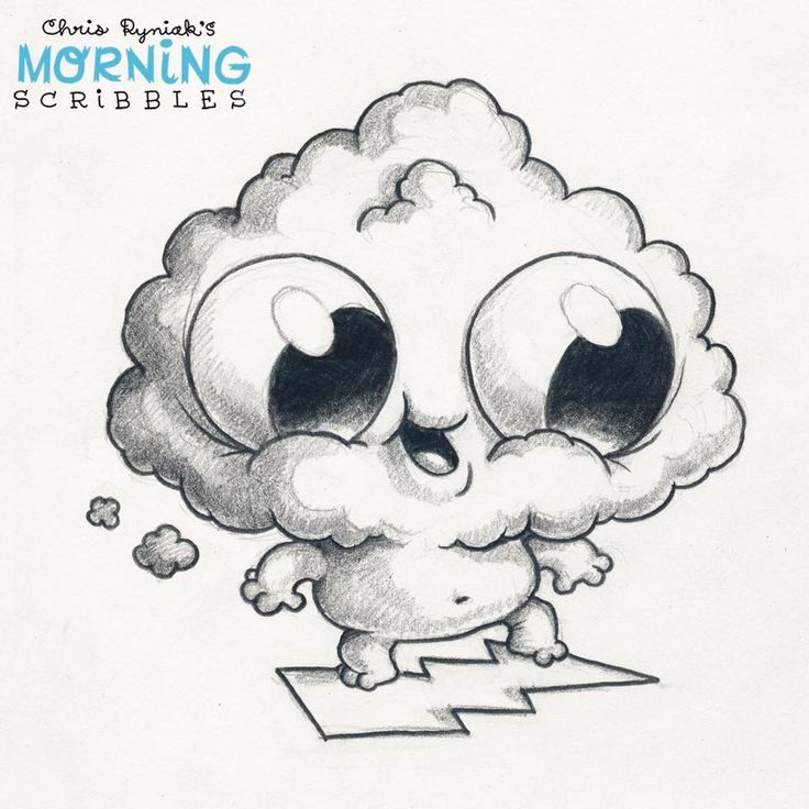 Scribble Monster Drawing : Best chris ryniak morning scribbles images by clipei