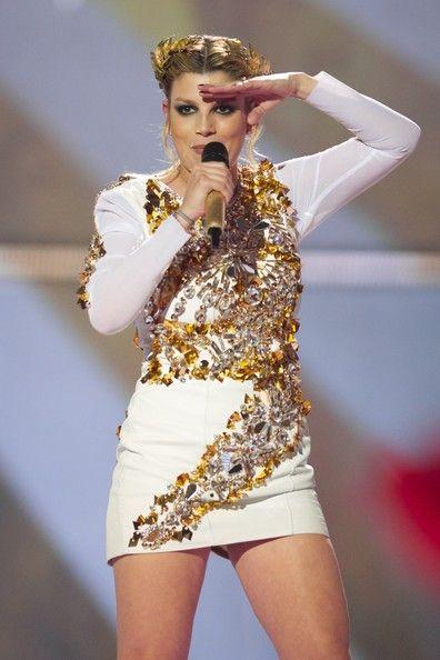 emma marrone eurovision - inspiration