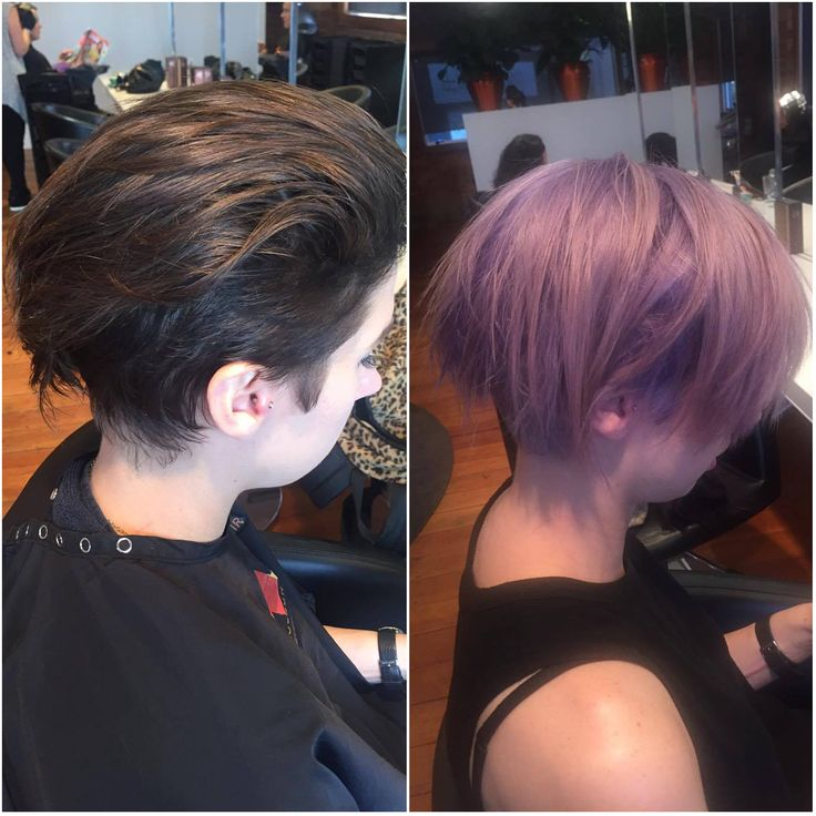 Having some fun with Fudge Paintbox. This is a semi-permanent colour, it electrifies dull hair and lasts for 3 to 30 washes. 💜 Creative Colourist: Sheryl Hue Ponsonby.