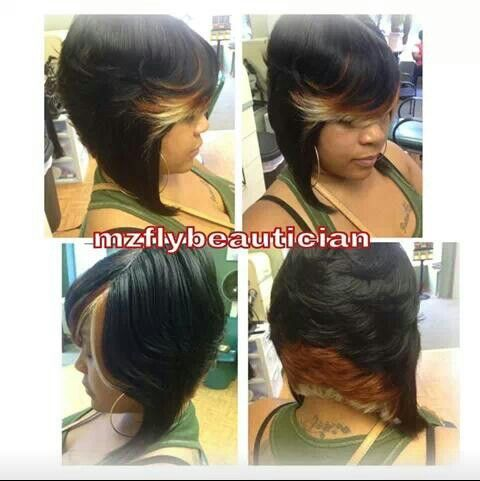 103 best quickweave styles images on pinterest hair beauty black women beauty and colors