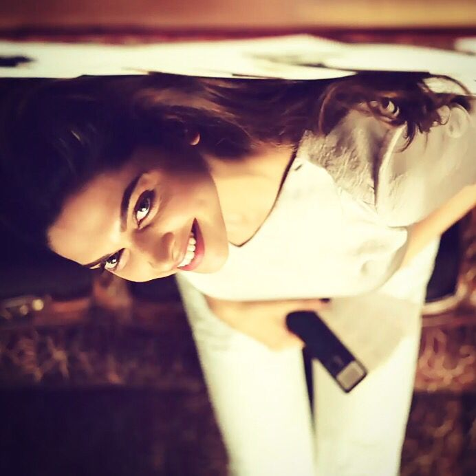 deepika padukone for all about you with denzil machado