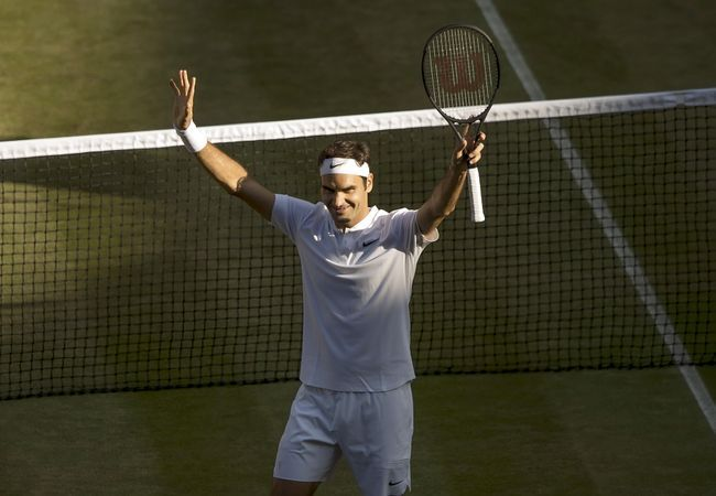 Roger Federer vs. Marin Cilic 2017 Wimbledon Final Pick, Odds, Prediction