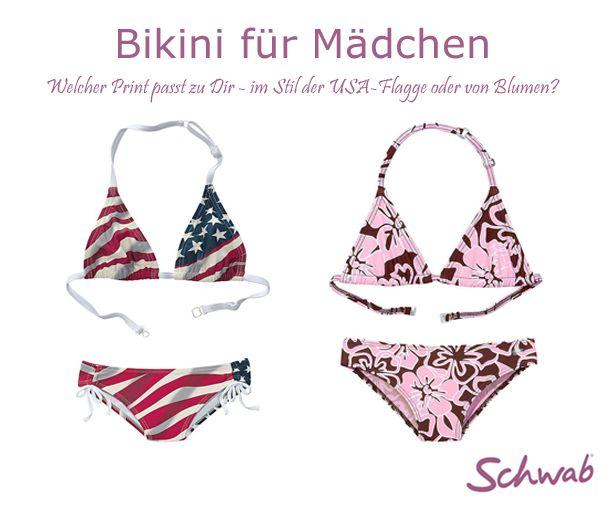 Welcher #Bikini für Mädchen passt zu Dir? #Maedchen