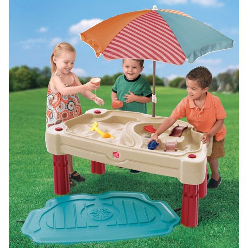 Sand And Water Table Toy Every Kid Loves So This Would Be Great For Little Tike Get The Step2 Adjule Wate Daxtyn G