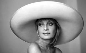 Twiggy photographed by Bryan Adams in 2000 Picture: PA