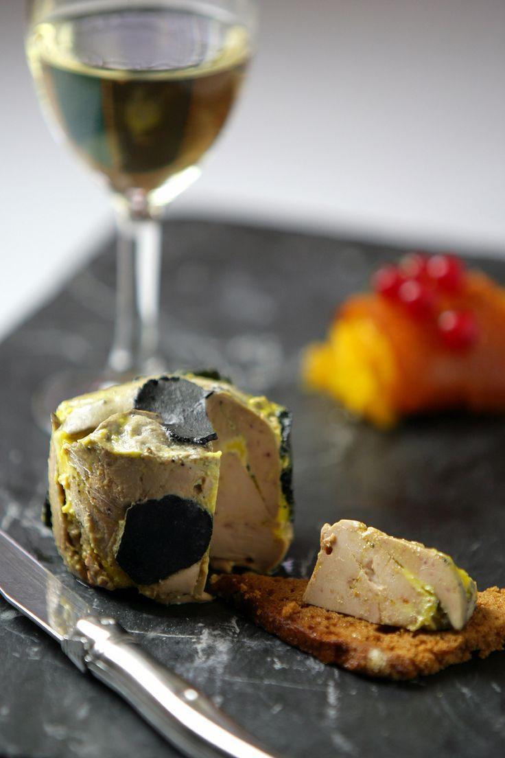 foie gras aux trufes, Midi-Pyrénées