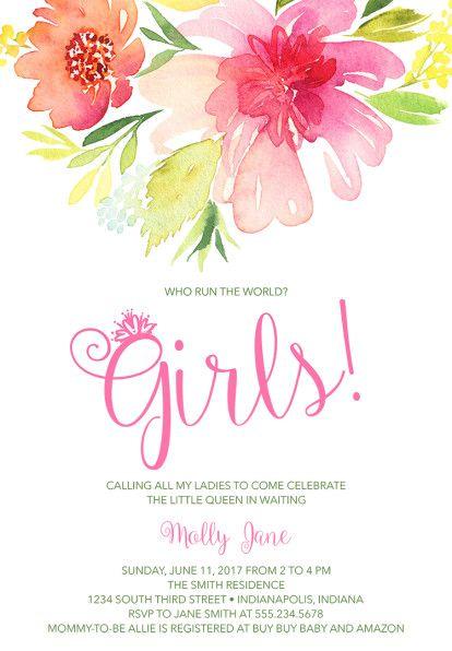 Best 25+ Baby shower invitation wording ideas on Pinterest Baby - how to word a baby shower invitation
