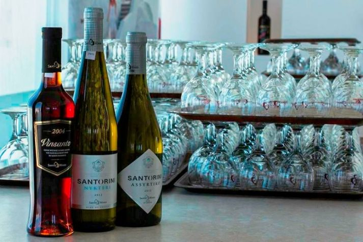 Santo Wines Winery -Santorini | Living Postcards - The new face of Greece