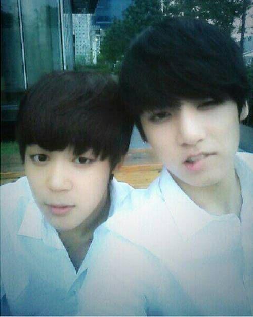 jimin and jung kook
