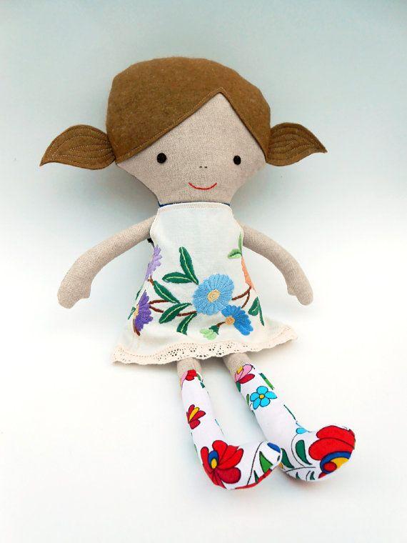 Dress up doll play set 50 cm/19  dress up play by LaLobaStudio