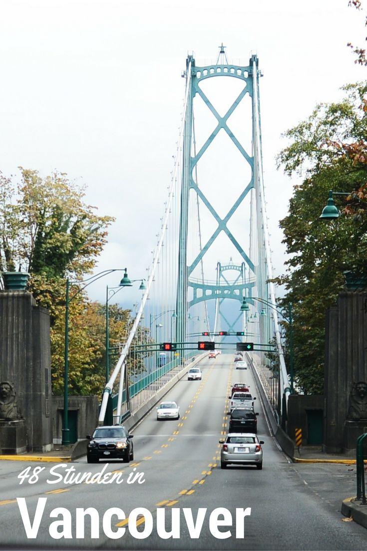 Tipps für Vancouver – ein kulinarischer Guide für die kanadische Metropole