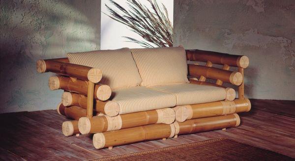 schöne bambusmöbel und accessoires