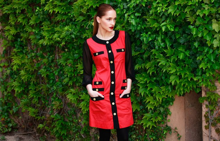 Alba Botones Dress